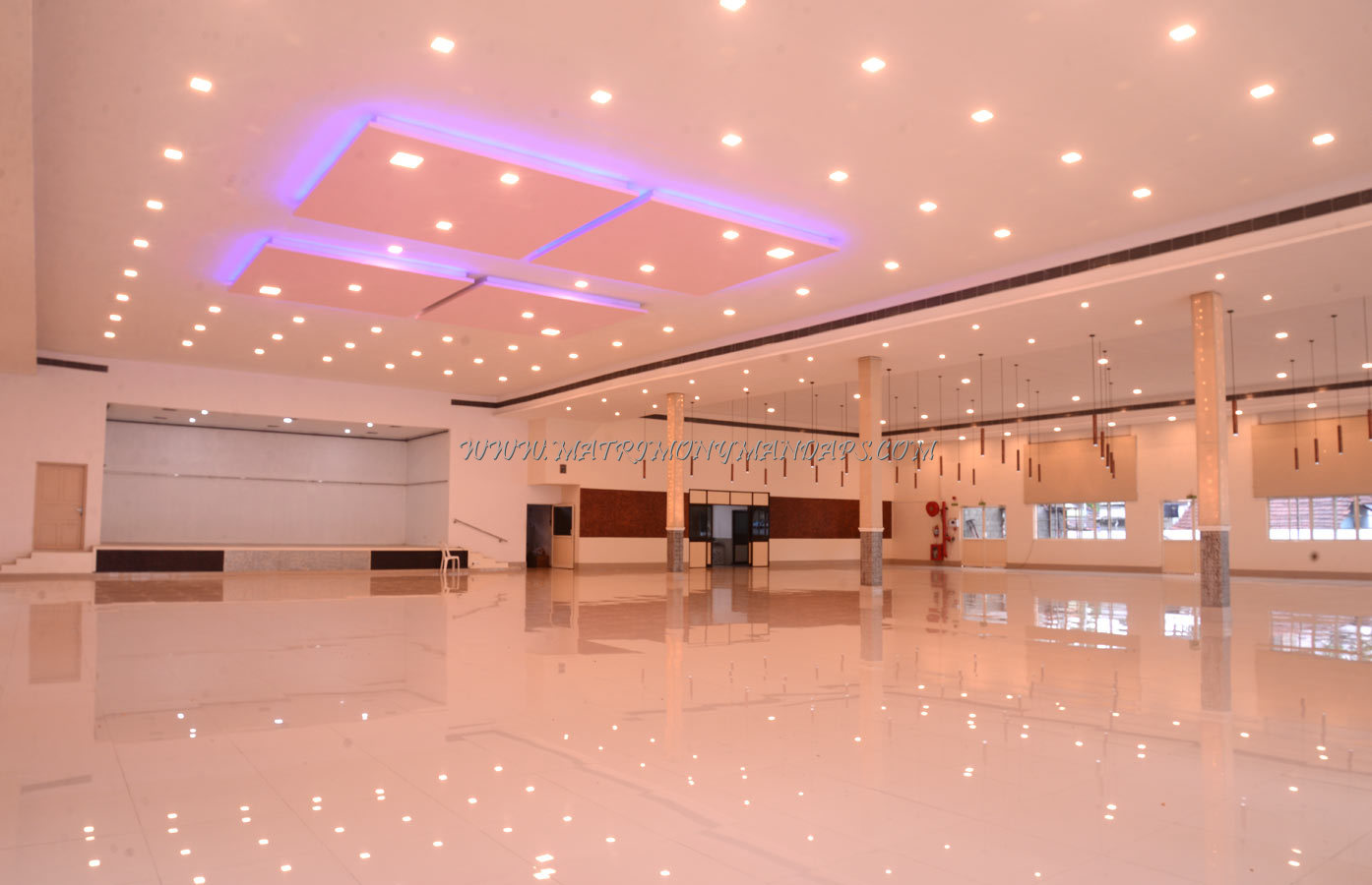 Find the availability of the Four Square Convention Centre (A/C) in Palarivattom, Kochi and avail special offers