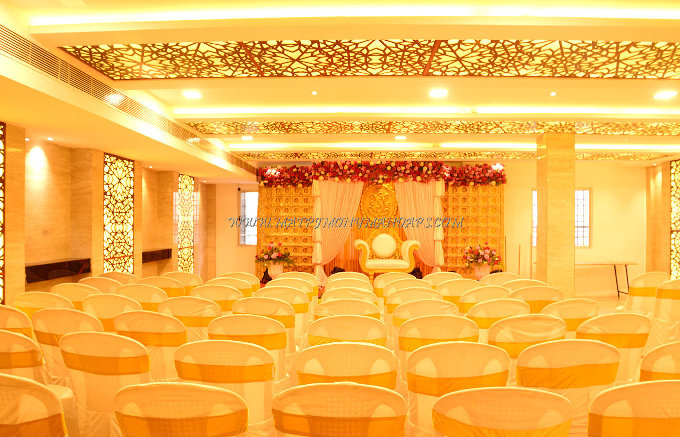 Find the availability of the Jupiter Party Hall (A/C) in RA Puram, Chennai and avail special offers