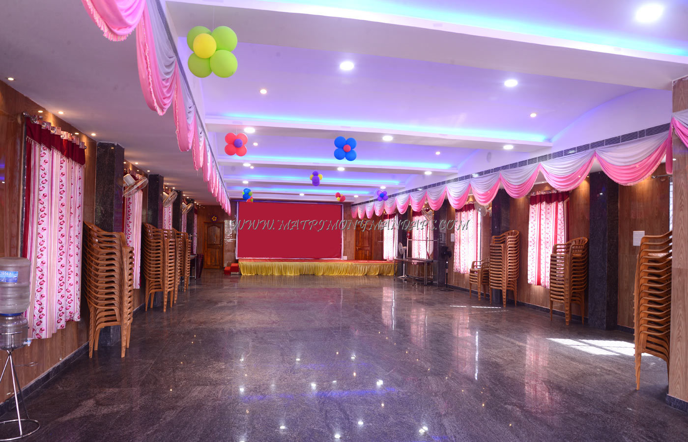 Find the availability of the JP Kalyana Mandapam (A/C) in Korattur, Chennai and avail special offers