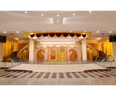 Find the availability of Sanandaa Kalyana Mandapam (A/C)  in Rajakilpakkam, Chennai and avail the special offers