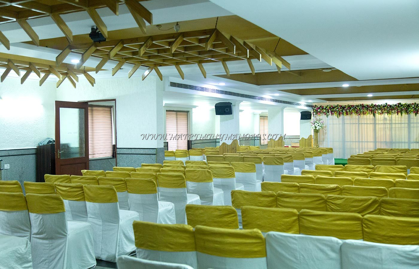 Find the availability of the Brundavan Pride  Hall (A/C) in Dilsukhnagar, Hyderabad and avail special offers