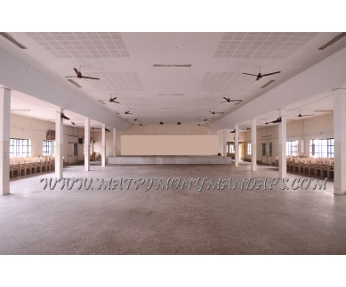 Find the availability of Ramasamy Kalyana Mandapam in Kavundampalayam, Coimbatore and avail the special offers