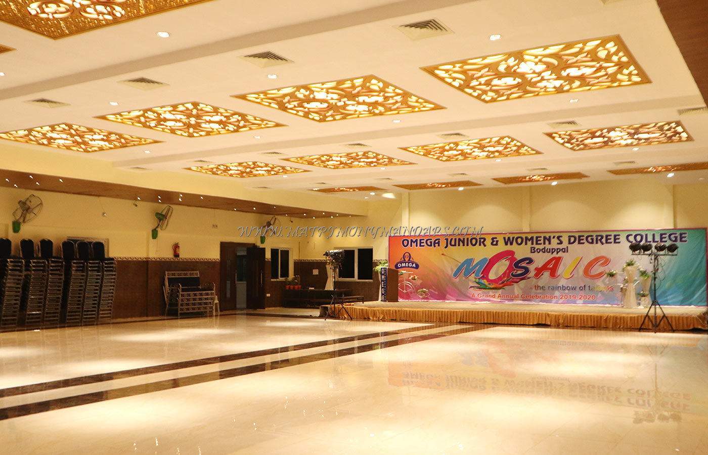 Find the availability of the R Convention Banquet Hall (A/C) in Boduppal, Hyderabad and avail special offers