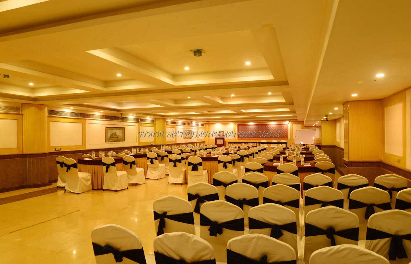 Find the availability of the Maharaja Hall At Citadel Hotel (A/C) in Majestic, Bangalore and avail special offers