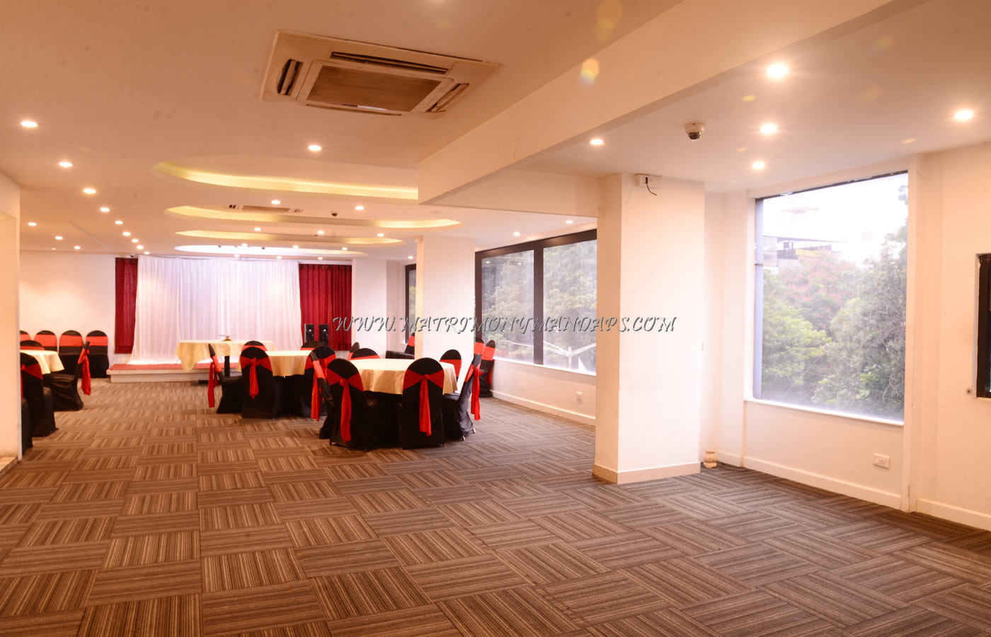 Desi Rasoi Party Hall - Pre-function Area