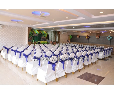 Find the availability of Sri Vishnu Park Banquet Hall (A/C)  in BTM Layout, Bangalore and avail the special offers