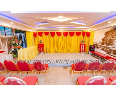 Find the availability of Mantra Party Hall (A/C)  in Basavanagudi, Bangalore and avail the special offers