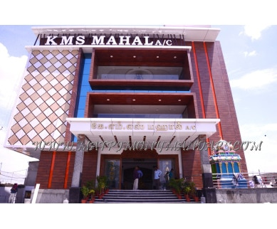 Find the availability of the KMS Convention Hall in Pallavaram, Chennai and avail special offers