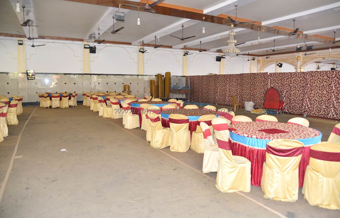 Find the availability of the Hi Tech Garden Function Hall in Malakpet, Hyderabad and avail special offers