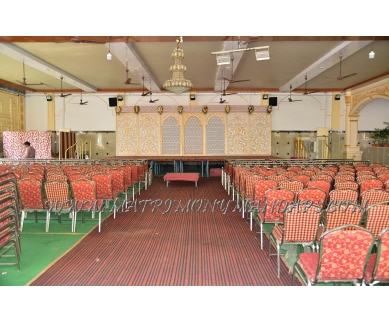 Find the availability of Hi Tech Garden Function Hall in Malakpet, Hyderabad and avail the special offers