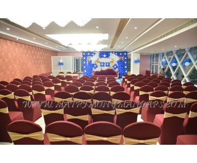 Find the availability of Golden Petal Banquet Hall 1 (A/C)  in Secunderabad, Hyderabad and avail the special offers
