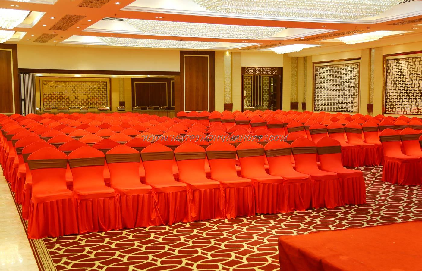 Find the availability of the The Platinum Hotel-Tiara Banquet Hall (A/C) in Himayat Nagar, Hyderabad and avail special offers