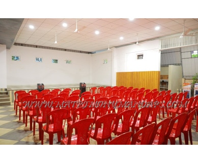 Find the availability of Jacob Convention Centre in Vypin, Kochi and avail the special offers