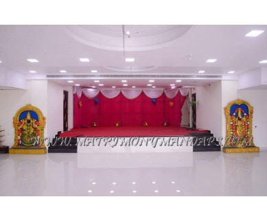 Find the availability of Sri Meenakshi Mahal  (A/C)  in Mangadu, Chennai and avail the special offers