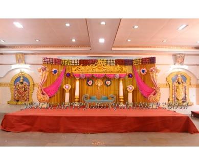 Find the availability of RK Annai  Abirami Thirumana Mandapam (A/C)  in Mangadu, Chennai and avail the special offers
