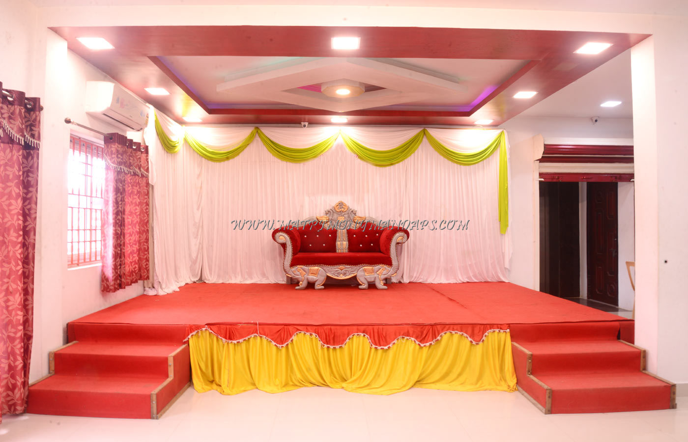 Find the availability of the Balajee Mini Hall (A/C) in Tambaram, Chennai and avail special offers