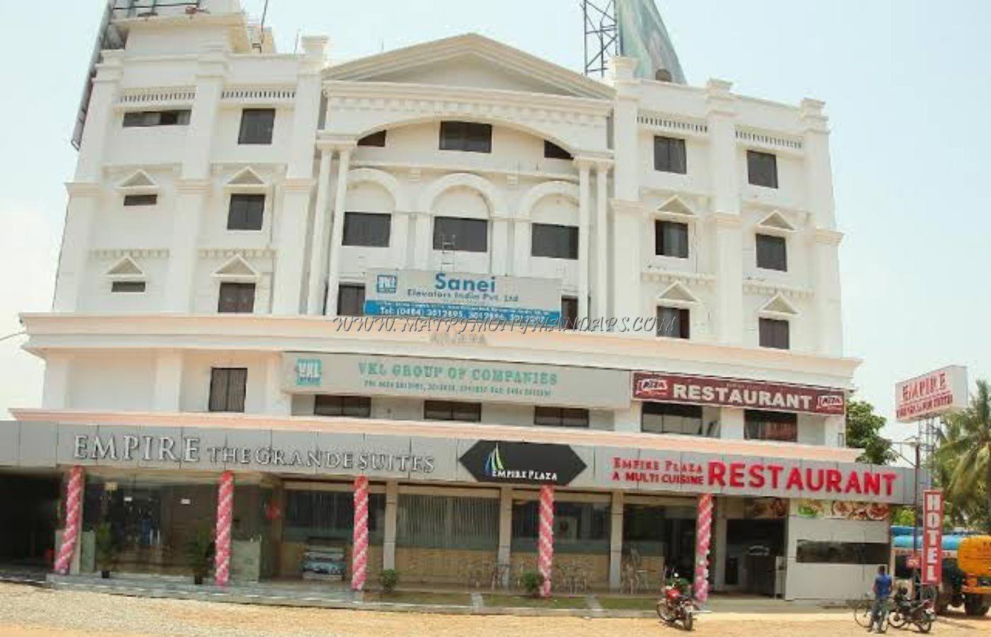 Find More Banquet Halls in Kakkanad
