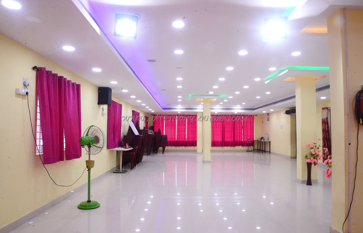 Find the availability of the V A Party Hall (A/C) in Avadi, Chennai and avail special offers