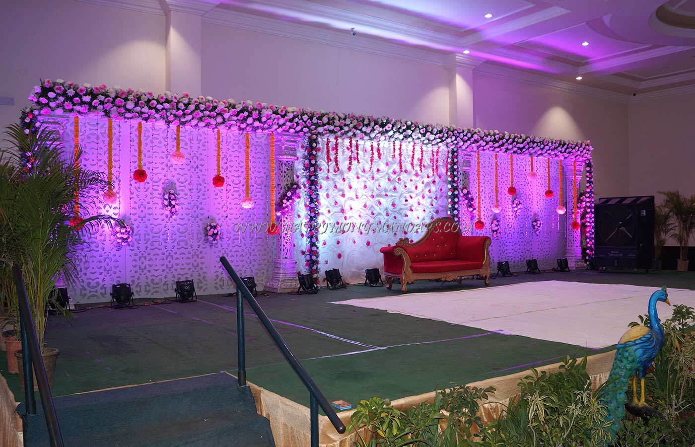 Find the availability of the Heritage Pale Function Hall in Musheerabad, Hyderabad and avail special offers