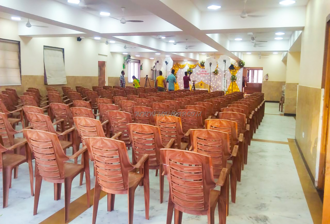 Find the availability of the Shree Aksshayam Mangalya Hall in Peelamedu, Coimbatore and avail special offers