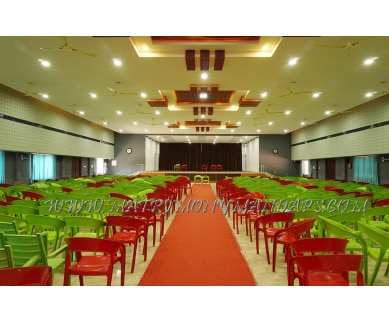 Find the availability of Thulasi Auditorium (A/C)  in Chelakkara, Thrissur and avail the special offers