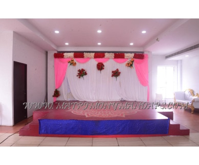 Find the availability of Sai Krishna Banquet Hall (A/C)  in Ashok Nagar, Chennai and avail the special offers