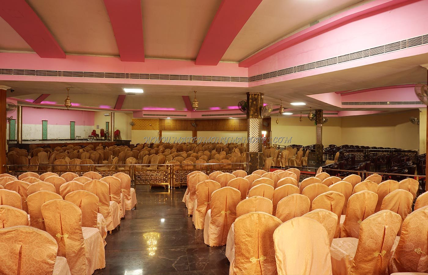 Find the availability of the Namas International Convention Centre (A/C) in Mammiyoor, Guruvayoor and avail special offers