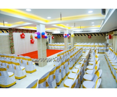 Find the availability of Sri Anugraha Party Hall (A/C)  in Chrompet, Chennai and avail the special offers