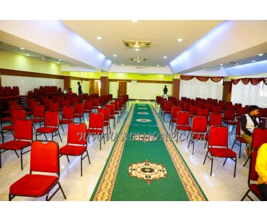 Find the availability of Mytradevi Yediyurappa Banquet Hall (A/C)  in JP Nagar, Bangalore and avail the special offers
