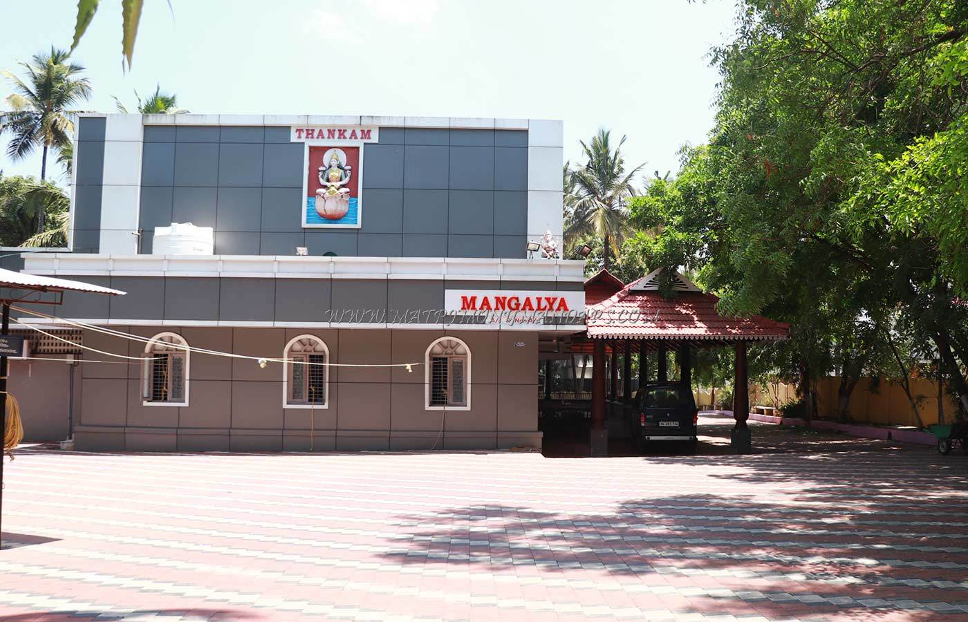 Find the availability of the Mangalya Auditorium (A/C) in Tattamangalam, Palakkad and avail special offers