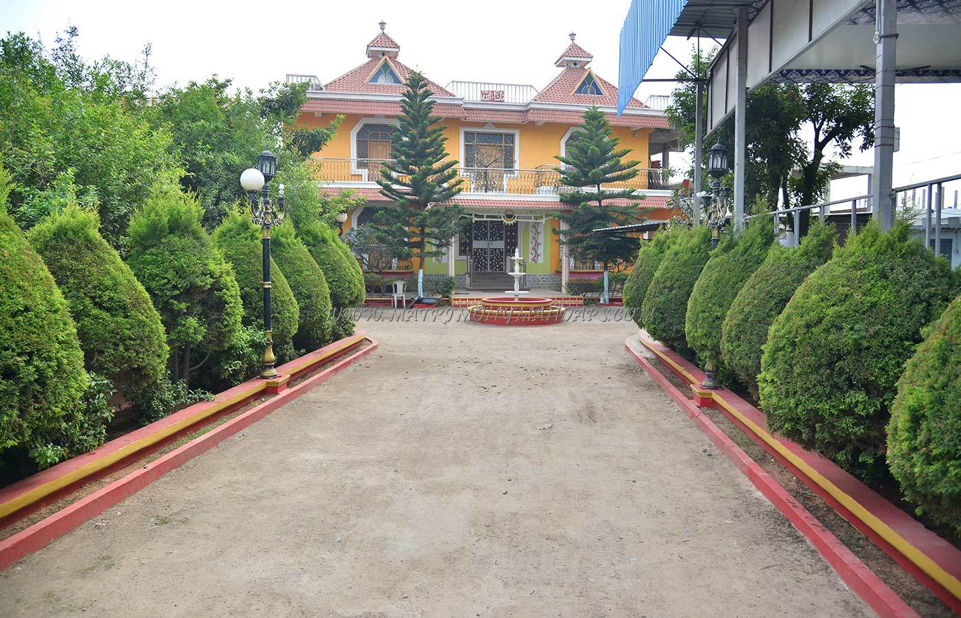 Find the availability of the Mega Garden Function Hall 1 in Balapur, Hyderabad and avail special offers