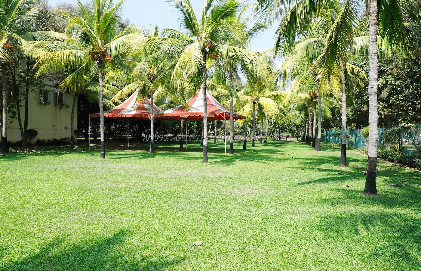 Find the availability of the Esthell Resort Cheran Open Lawn in ECR, Chennai and avail special offers