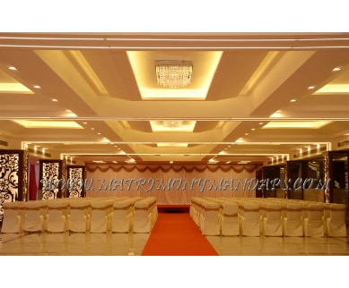 Find the availability of KB Banquet  Hall (A/C)  in Yelahanka, Bangalore and avail the special offers
