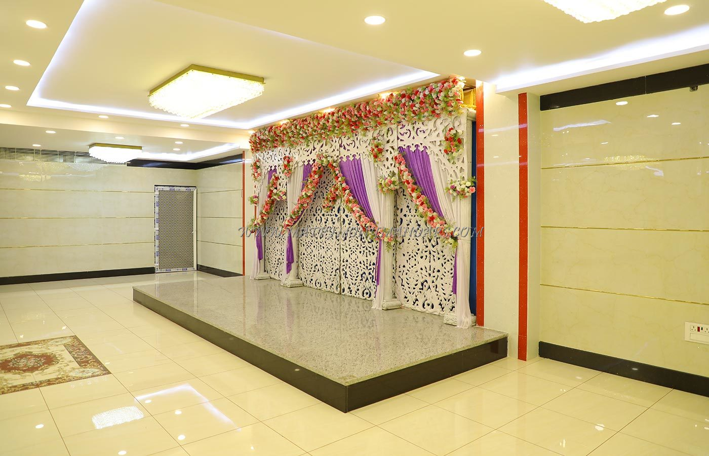Find the availability of the Lucky Function Hall (A/C) in Yousufguda, Hyderabad and avail special offers