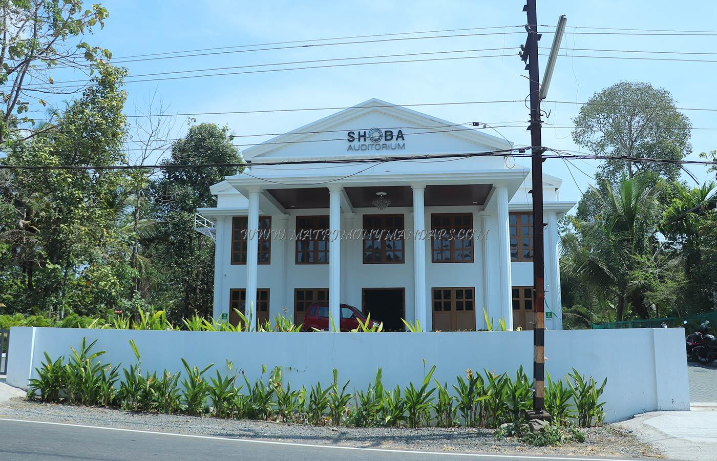 Find the availability of the Shoba Auditorium (A/C) in Tripunithura, Kochi and avail special offers