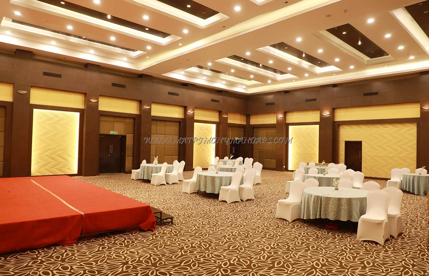 Find the availability of the Aloft Hotels The Hub Hall (A/C) in Sholinganallur, Chennai and avail special offers