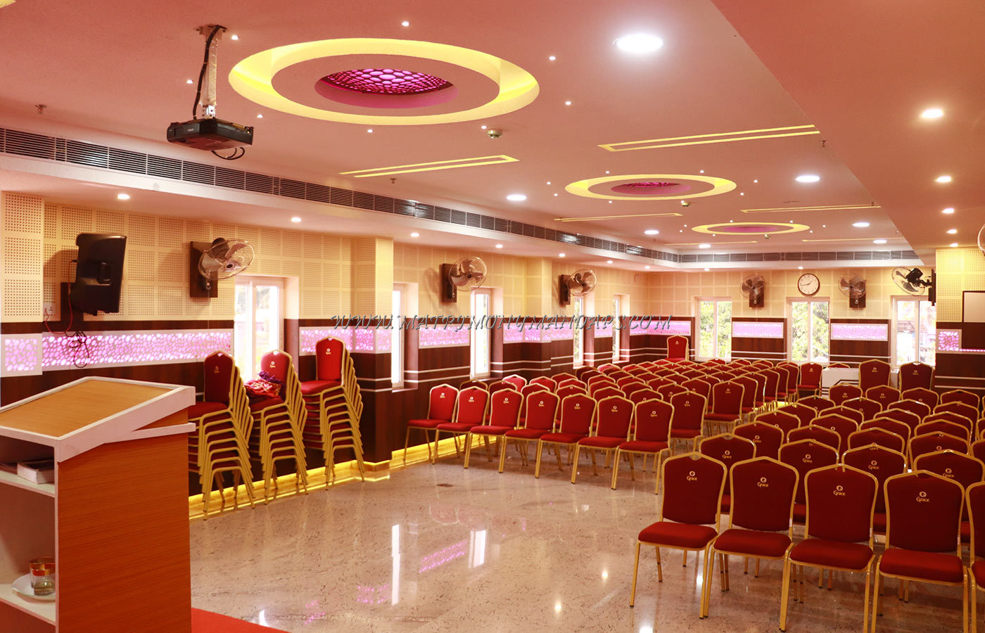 Find the availability of the Gre Convention Centre (A/C) in Mavelikara, Alappuzha and avail special offers