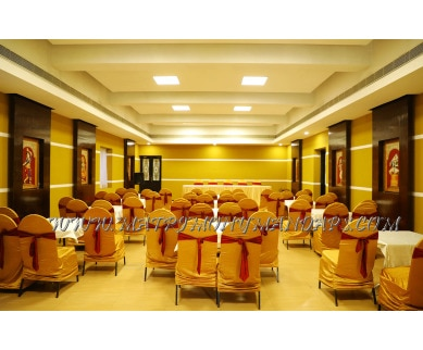 Find the availability of Raj Palace Sundar VT Hall (A/C)  in RA Puram, Chennai and avail the special offers